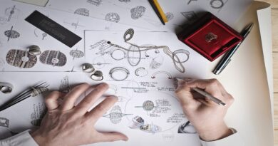Postgraduate courses in Jewellery Design