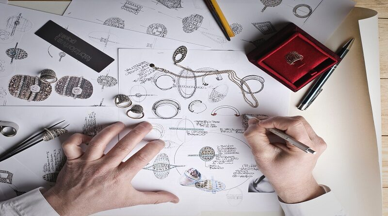 Postgraduate courses in Jewellery Design