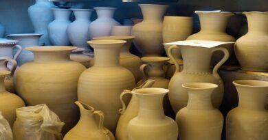 Glass, Ceramics and Stone Crafts